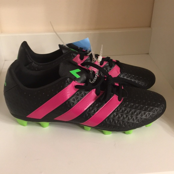 new product 5c6cf 2f220 NWOT Adidas Ace 16.4 Fxg Outdoor Soccer Cleats